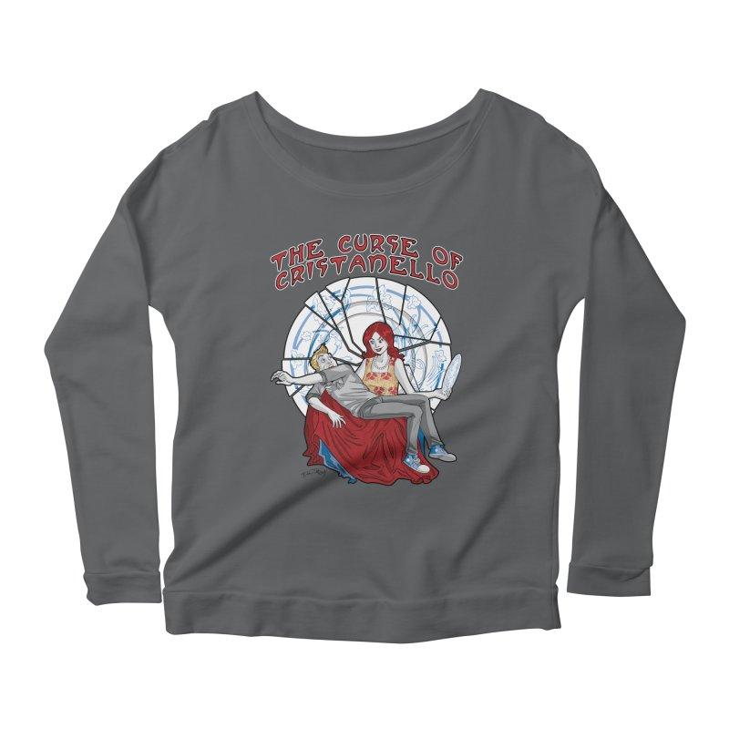 The Curse of Cristanello Women's Longsleeve T-Shirt by Twin Comics's Artist Shop