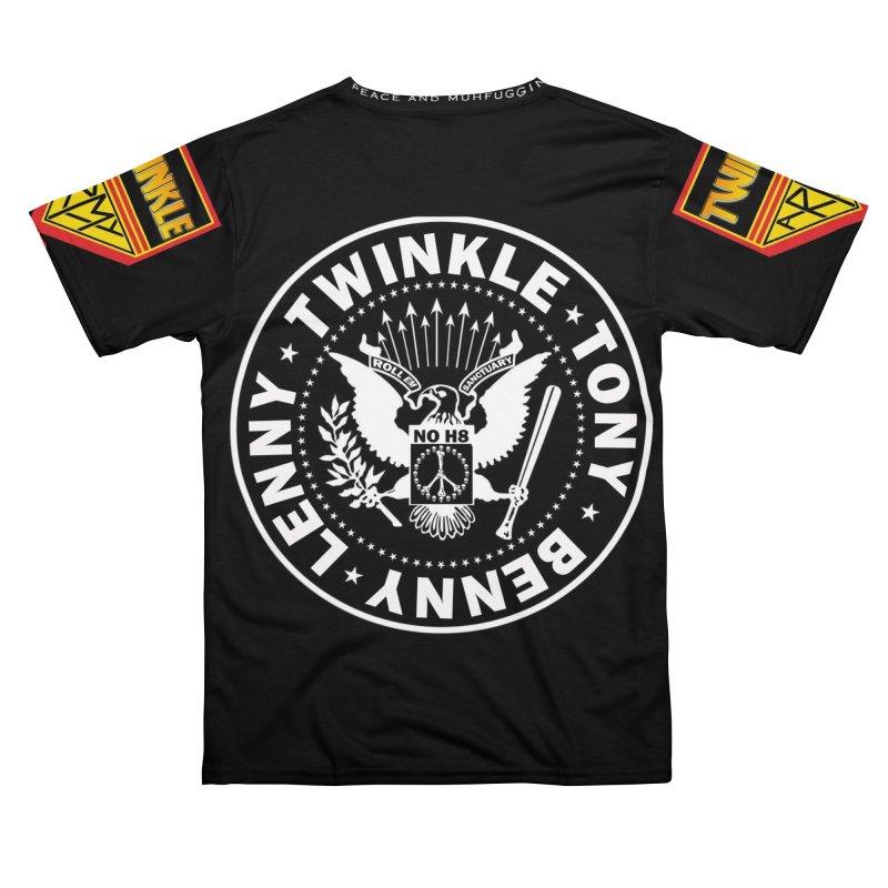 True Fan Men's Cut & Sew by Twinkle's Artist Shop