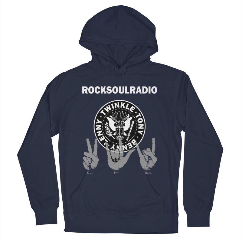 RSR logo Men's Pullover Hoody by Twinkle's Artist Shop