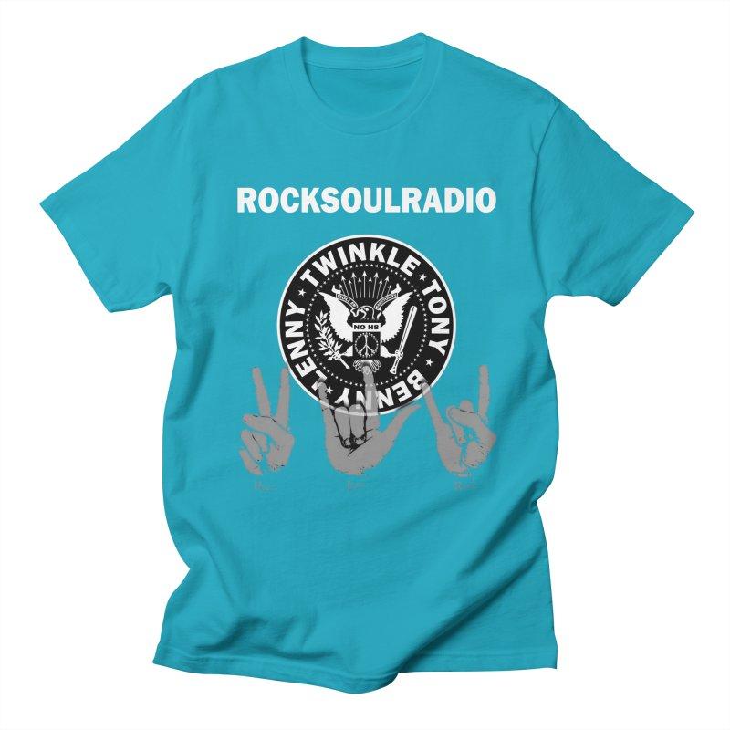 RSR logo Women's Regular Unisex T-Shirt by Twinkle's Artist Shop