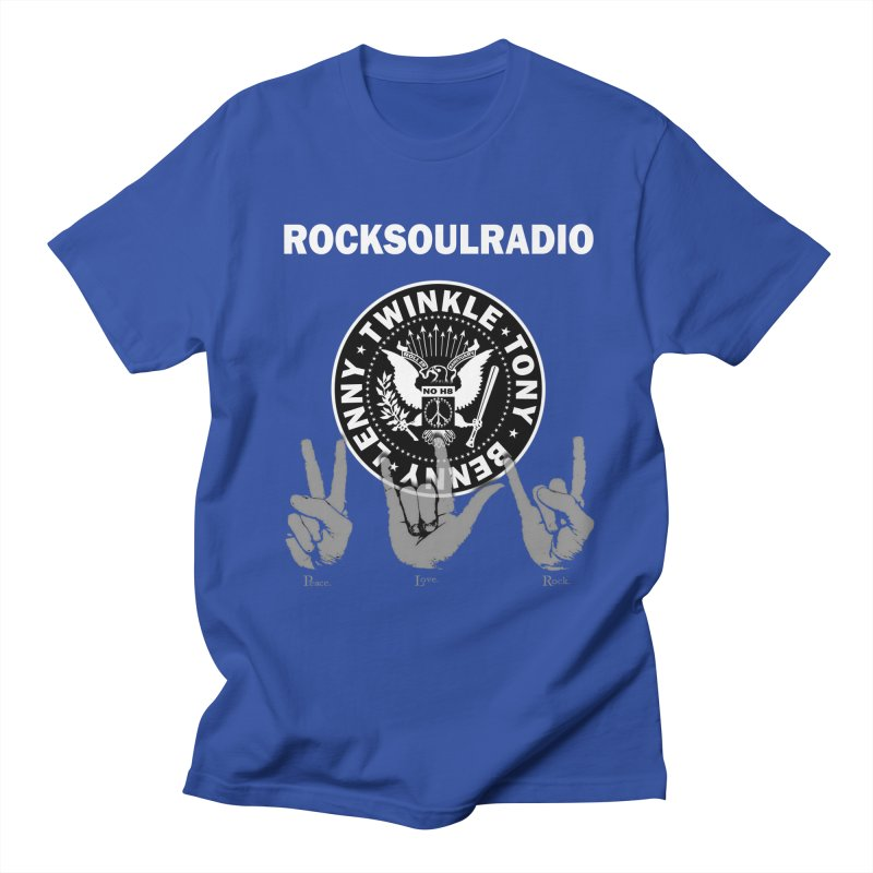 RSR logo Men's Regular T-Shirt by Twinkle's Artist Shop