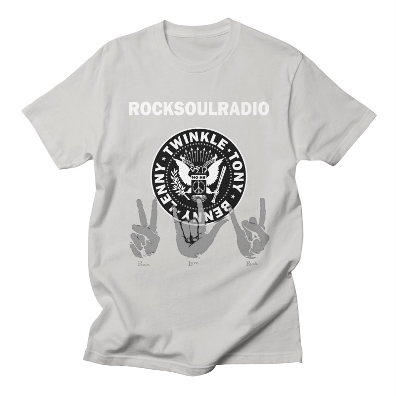 RSR logo Women's Regular Unisex T-Shirt by Twinkle's Artist Shop
