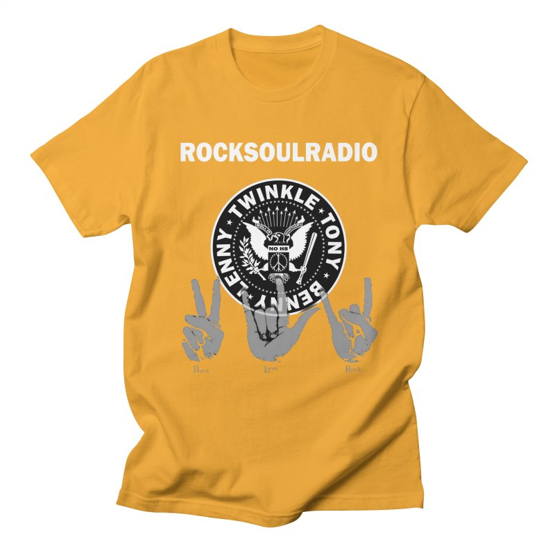 RSR logo Men's T-Shirt by Twinkle's Artist Shop