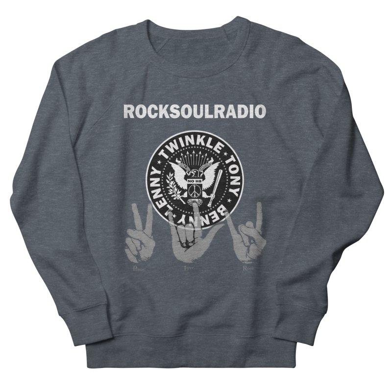 RSR logo Women's French Terry Sweatshirt by Twinkle's Artist Shop