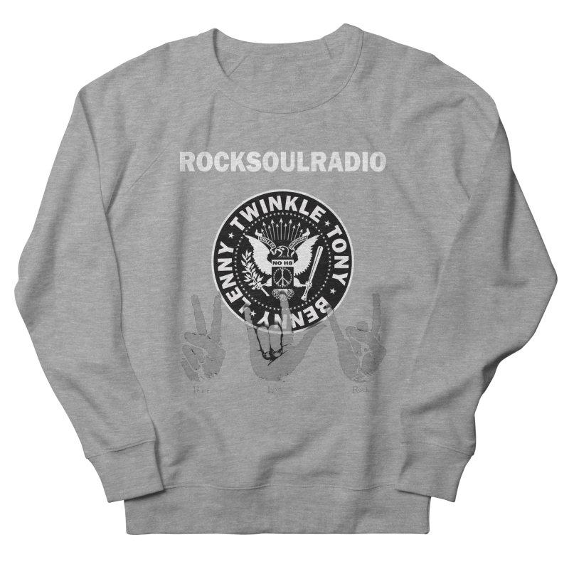 RSR logo Men's French Terry Sweatshirt by Twinkle's Artist Shop