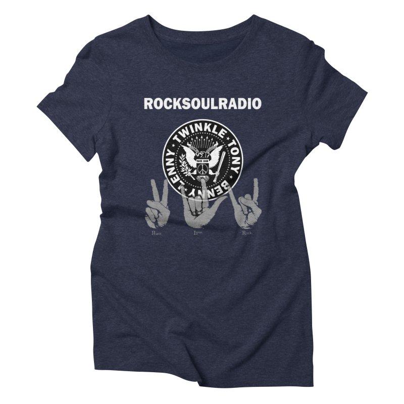 RSR logo Women's T-Shirt by Twinkle's Artist Shop