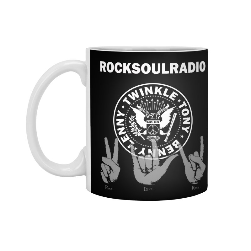 RSR logo Accessories Mug by Twinkle's Artist Shop