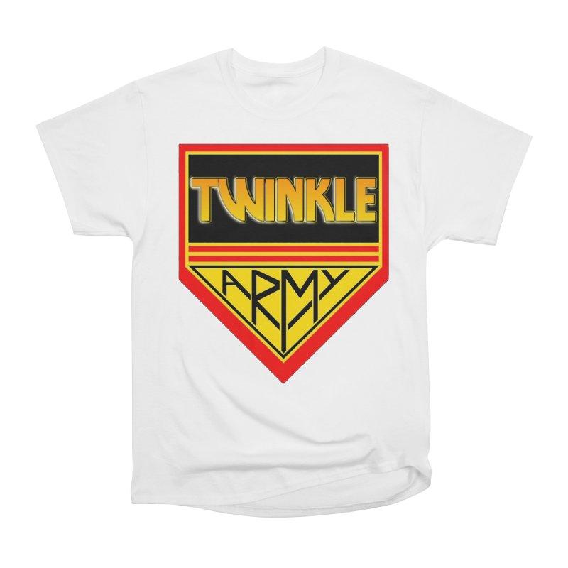 Twinkle Army Men's Heavyweight T-Shirt by Twinkle's Artist Shop
