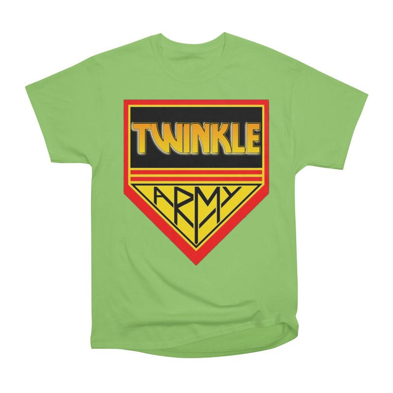 Twinkle Army Women's Heavyweight Unisex T-Shirt by Twinkle's Artist Shop