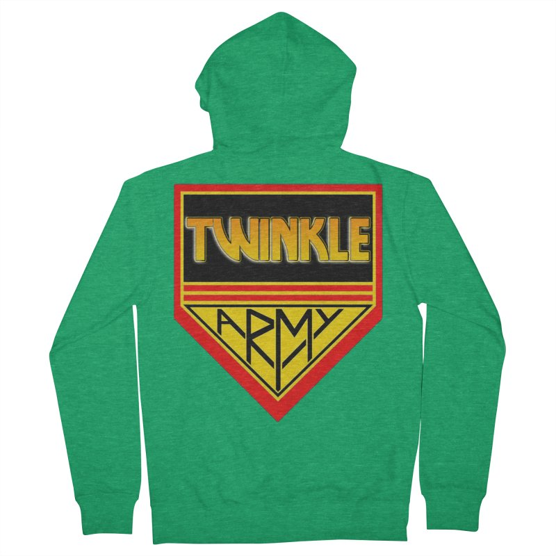 Twinkle Army Women's Zip-Up Hoody by Twinkle's Artist Shop