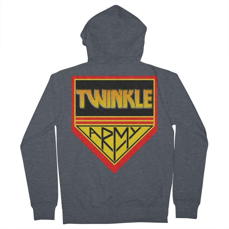 Twinkle Army Men's Zip-Up Hoody by Twinkle's Artist Shop