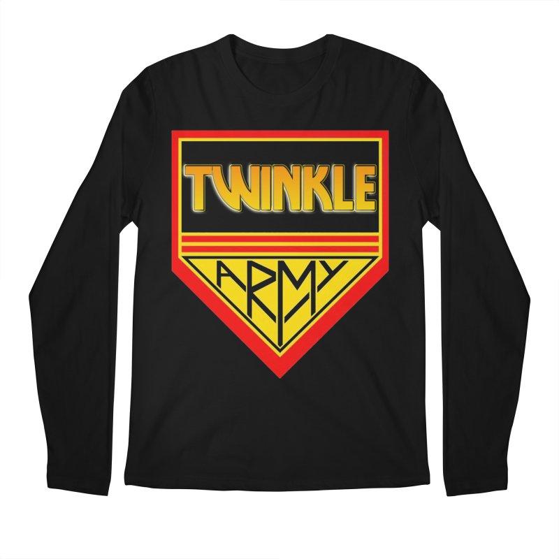 Twinkle Army Men's Regular Longsleeve T-Shirt by Twinkle's Artist Shop