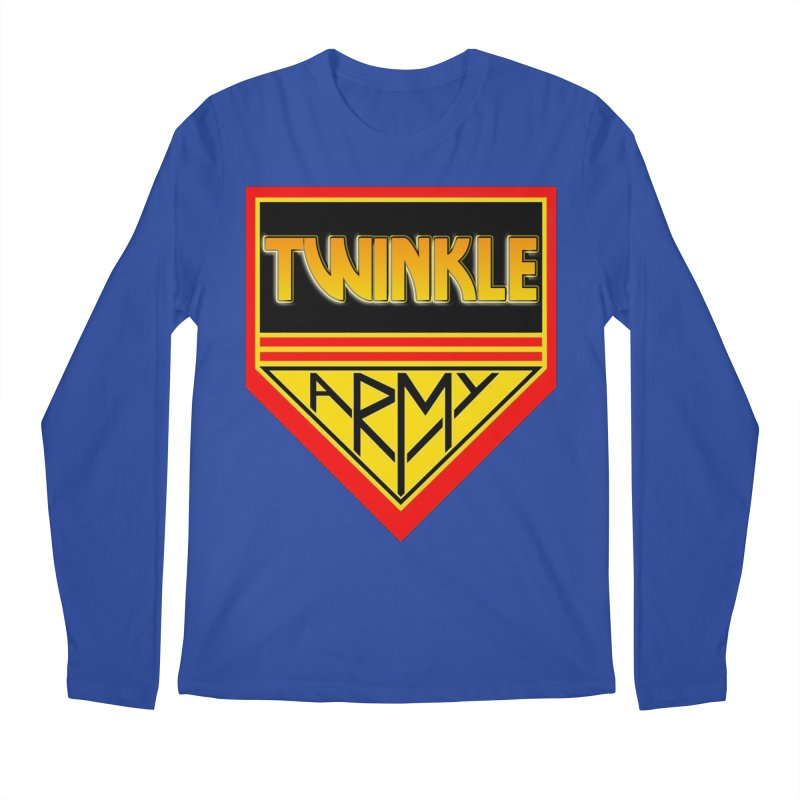 Twinkle Army Men's Regular Longsleeve T-Shirt by Twinkle's Artist Shop