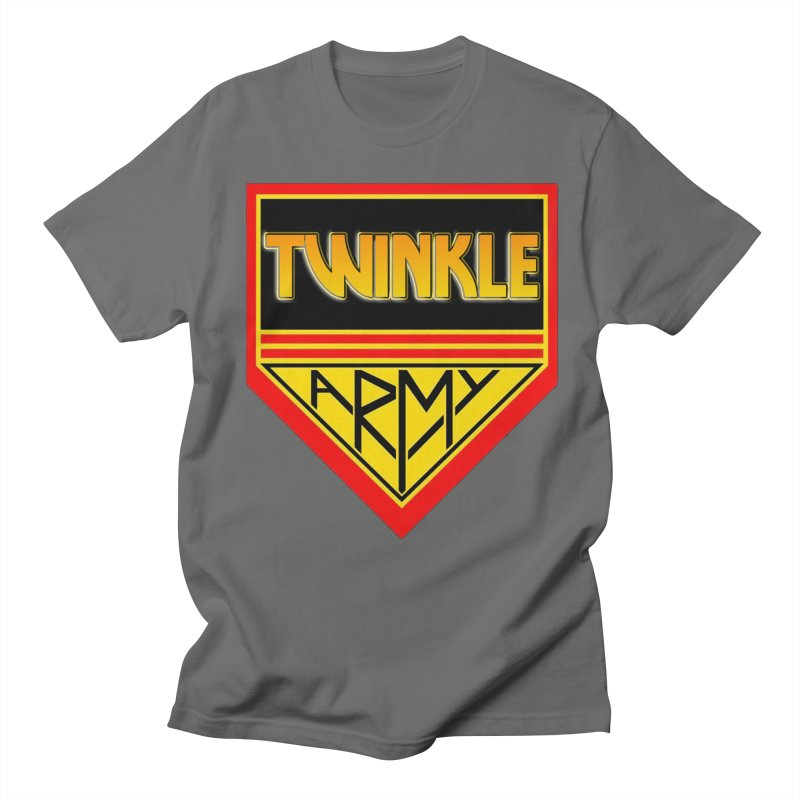 Twinkle Army Men's T-Shirt by Twinkle's Artist Shop