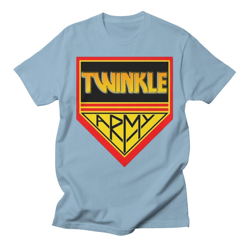 Twinkle Army Women's Regular Unisex T-Shirt by Twinkle's Artist Shop