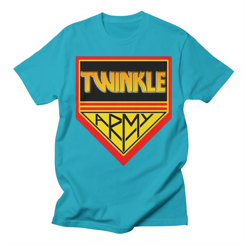 Twinkle Army Men's Regular T-Shirt by Twinkle's Artist Shop