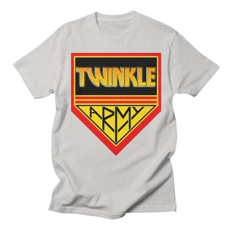 Twinkle Army Women's Regular Unisex T-Shirt by Twinkle's Artist Shop