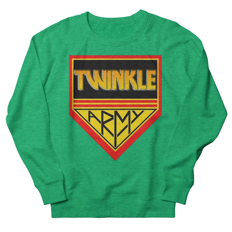 Twinkle Army Women's Sweatshirt by Twinkle's Artist Shop