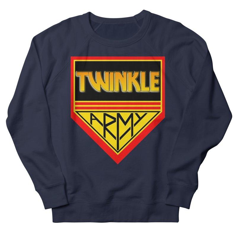 Twinkle Army Women's French Terry Sweatshirt by Twinkle's Artist Shop