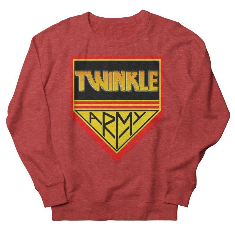 Twinkle Army Men's French Terry Sweatshirt by Twinkle's Artist Shop