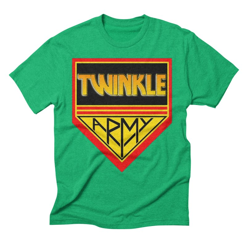 Twinkle Army Men's Triblend T-Shirt by Twinkle's Artist Shop