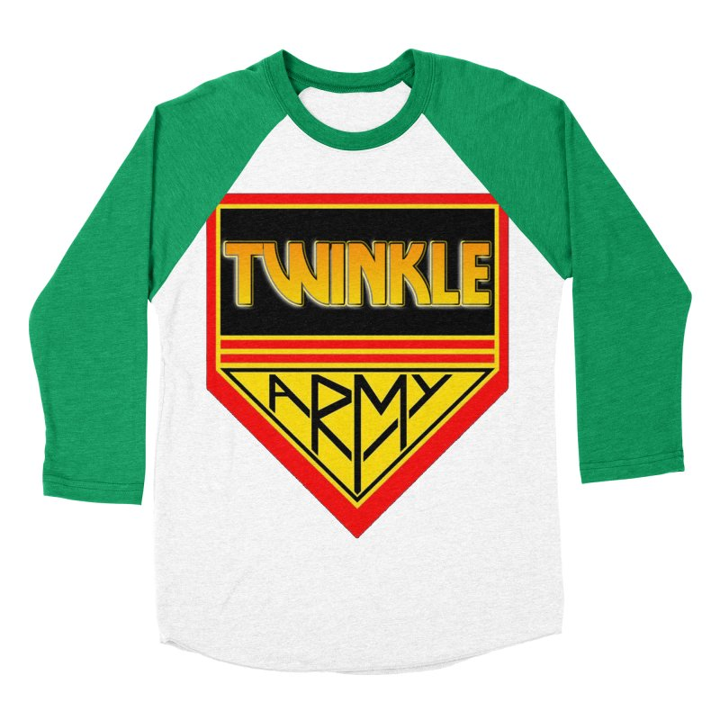 Twinkle Army Women's Baseball Triblend Longsleeve T-Shirt by Twinkle's Artist Shop