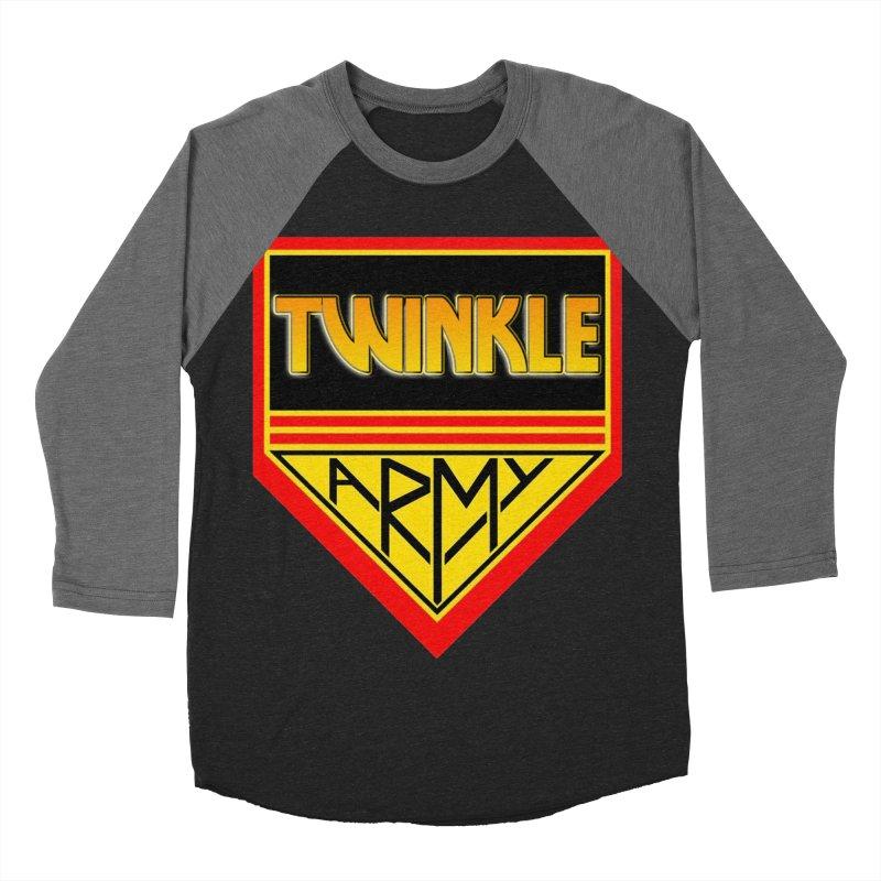 Twinkle Army Women's Baseball Triblend Longsleeve T-Shirt by Twinkle's Artist Shop