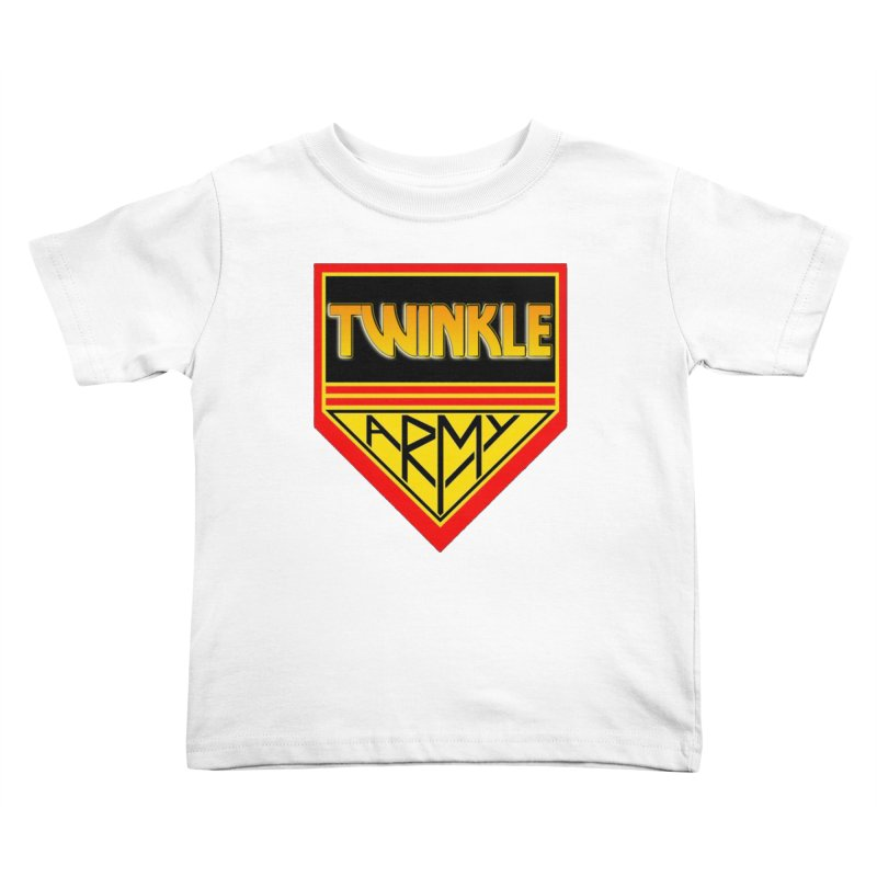 Twinkle Army Kids Toddler T-Shirt by Twinkle's Artist Shop