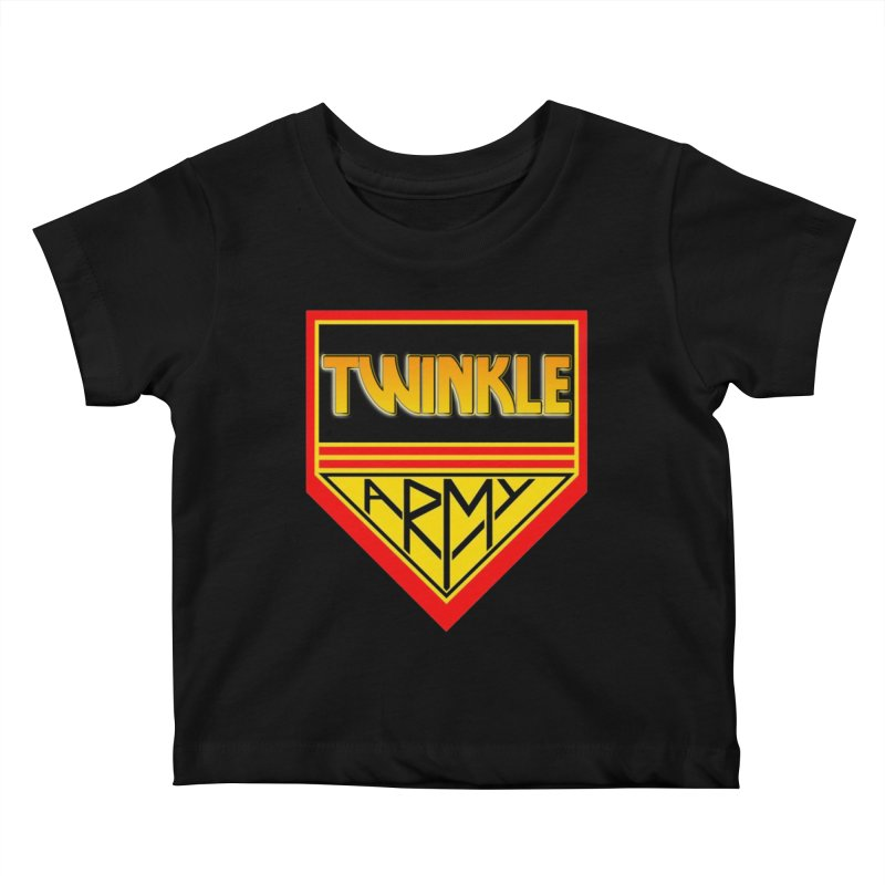 Twinkle Army Kids Baby T-Shirt by Twinkle's Artist Shop