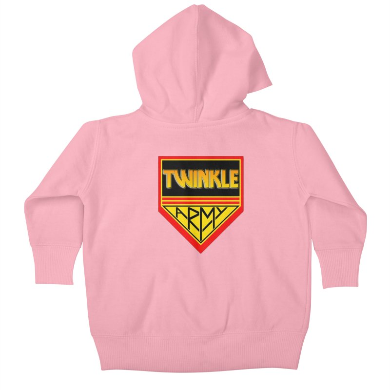 Twinkle Army Kids Baby Zip-Up Hoody by Twinkle's Artist Shop