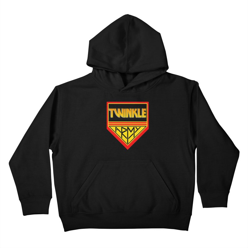 Twinkle Army Kids Pullover Hoody by Twinkle's Artist Shop