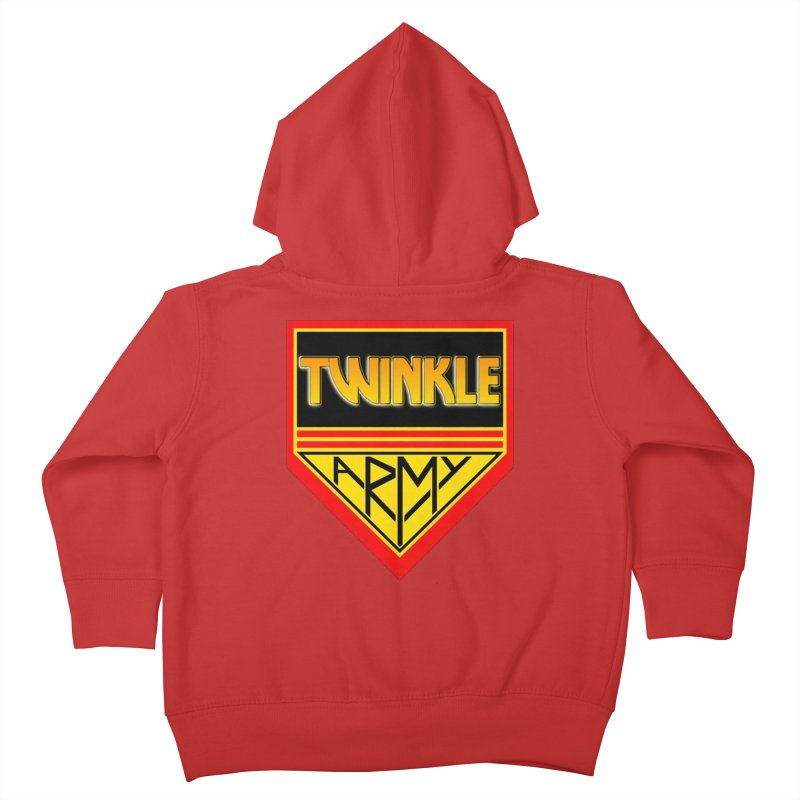 Twinkle Army Kids Toddler Zip-Up Hoody by Twinkle's Artist Shop