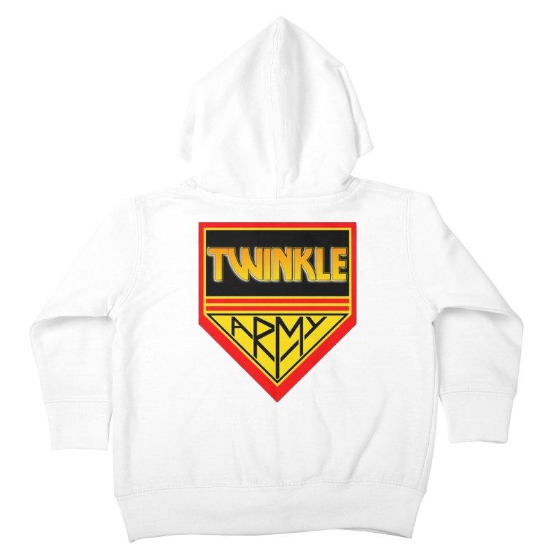 Twinkle Army Kids Toddler Zip-Up Hoody by Twinkle's Artist Shop
