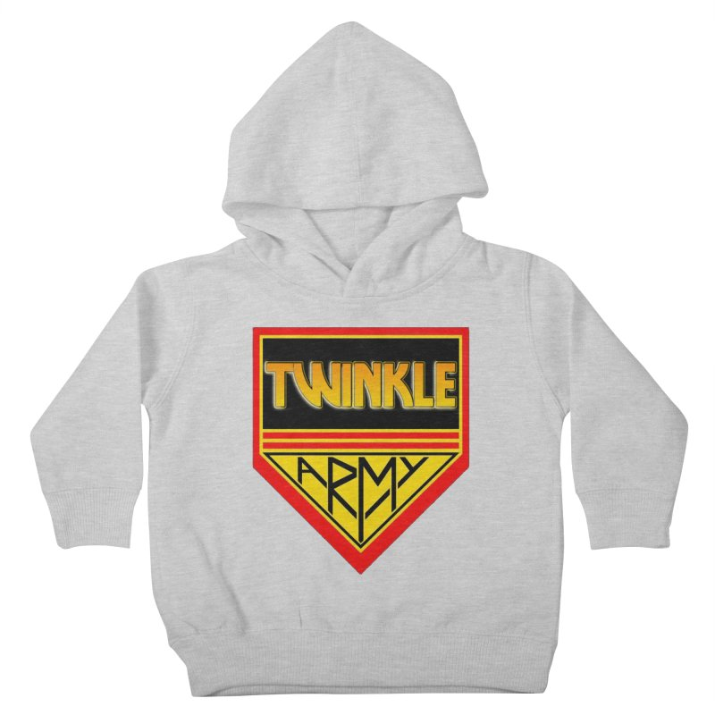 Twinkle Army Kids Toddler Pullover Hoody by Twinkle's Artist Shop