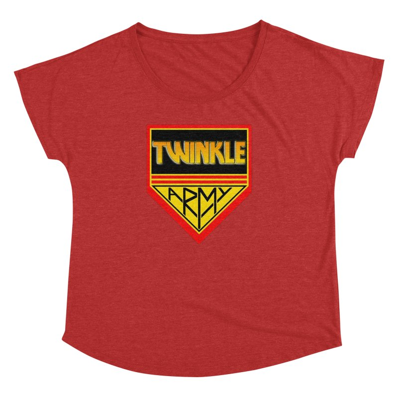 Twinkle Army Women's Dolman by Twinkle's Artist Shop