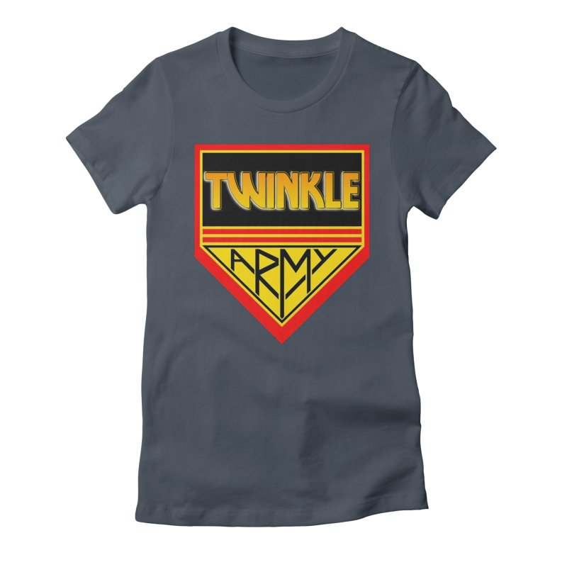 Twinkle Army Women's T-Shirt by Twinkle's Artist Shop