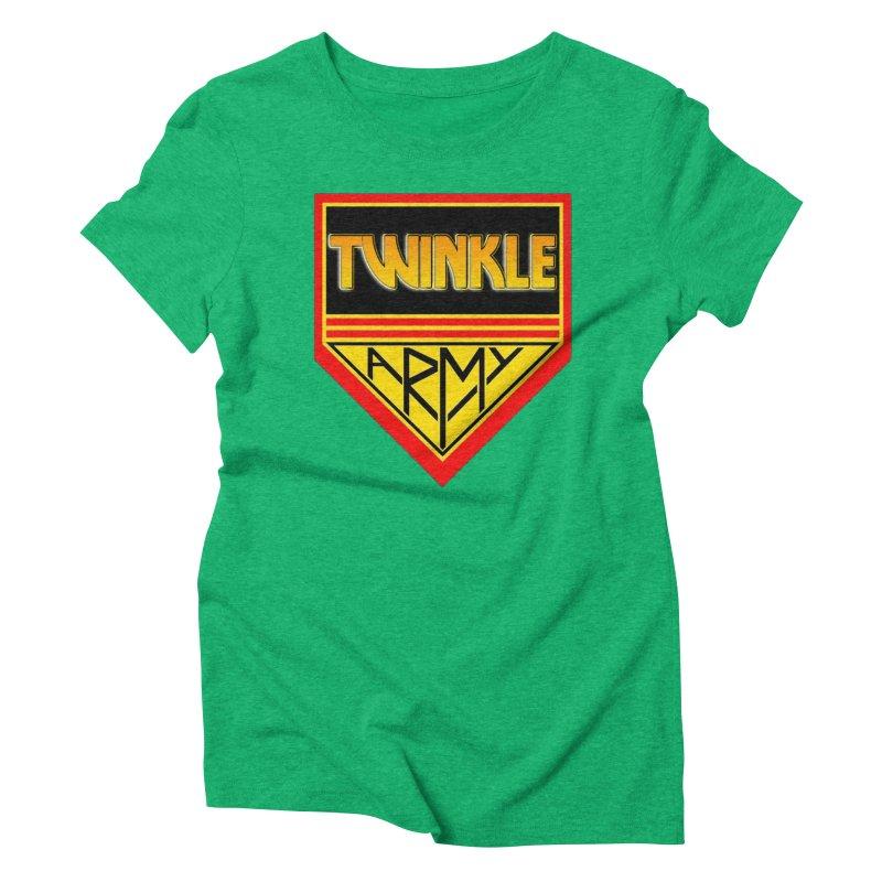 Twinkle Army Women's T-Shirt by Twinkle's Artist Shop