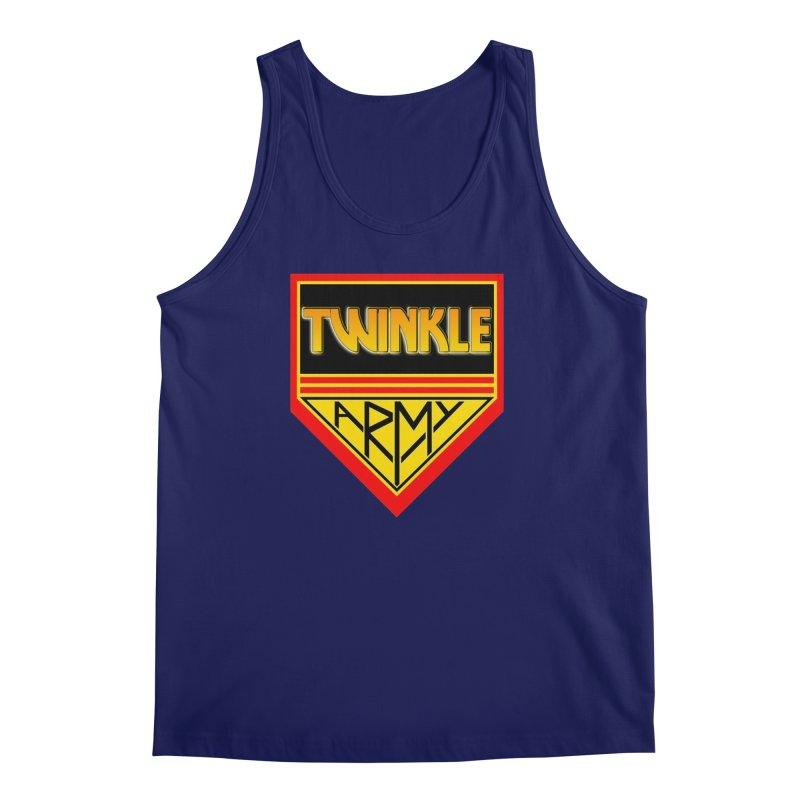 Twinkle Army Men's Tank by Twinkle's Artist Shop