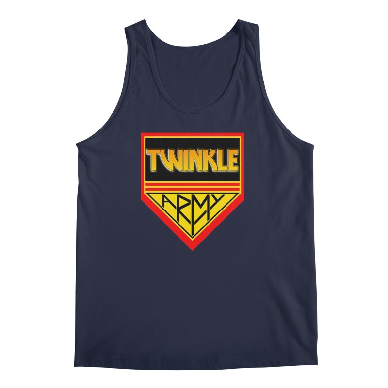 Twinkle Army Men's Regular Tank by Twinkle's Artist Shop