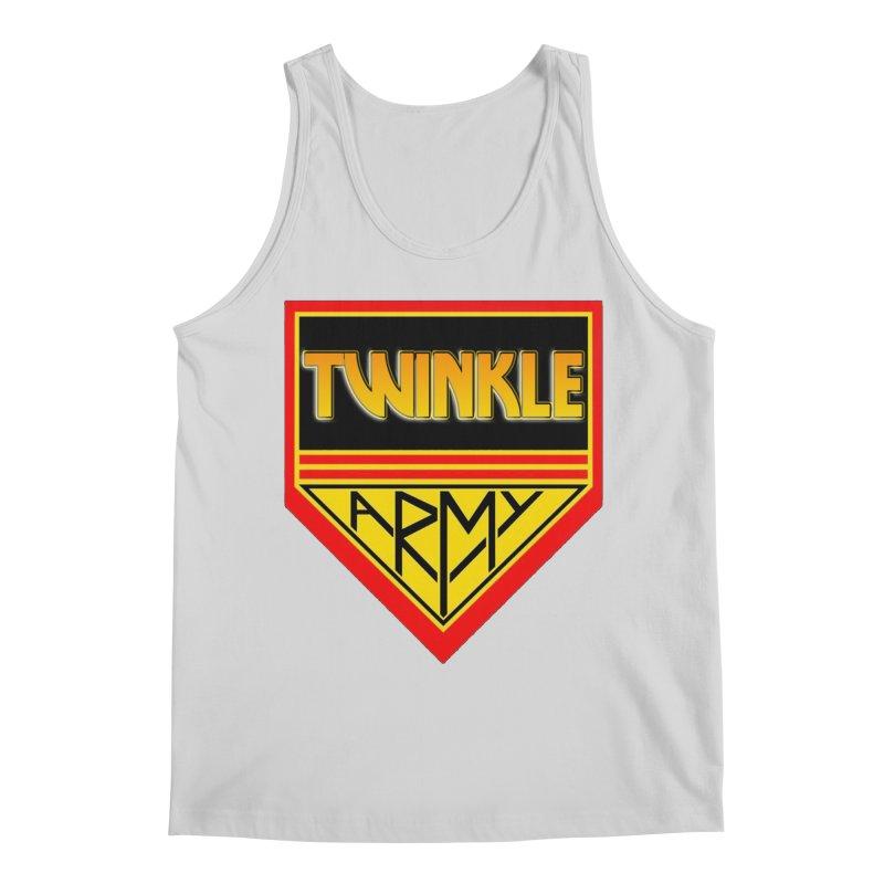 Twinkle Army Men's Regular Tank by Twinkle's Artist Shop