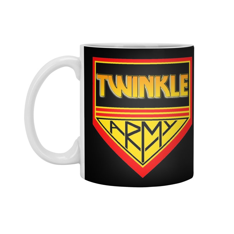 Twinkle Army Accessories Mug by Twinkle's Artist Shop