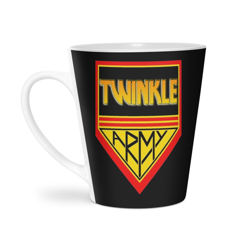 Twinkle Army Accessories Latte Mug by Twinkle's Artist Shop