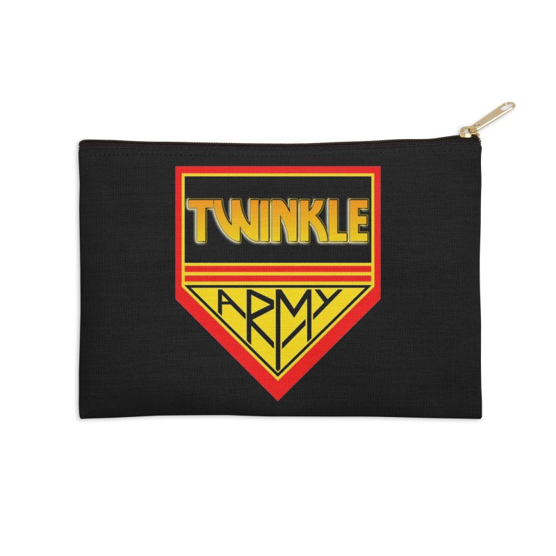 Twinkle Army Accessories Zip Pouch by Twinkle's Artist Shop