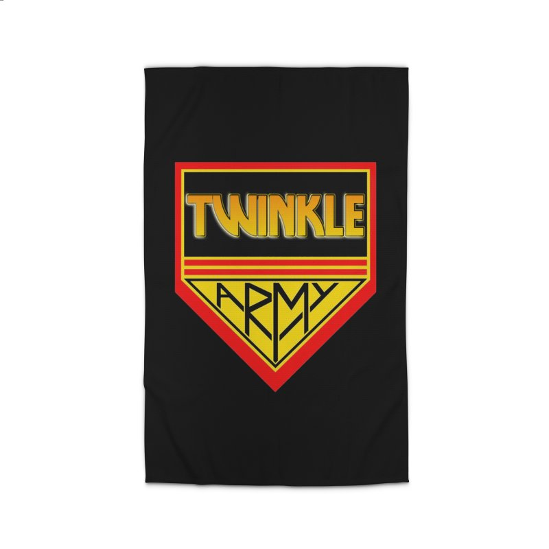 Twinkle Army Home Rug by Twinkle's Artist Shop
