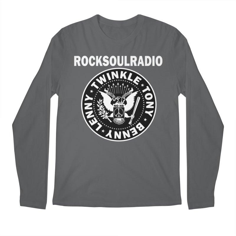 oversize full front logo Men's Longsleeve T-Shirt by Twinkle's Artist Shop