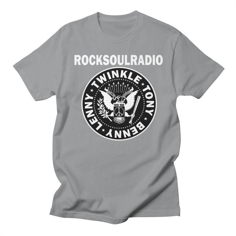oversize full front logo Men's Regular T-Shirt by Twinkle's Artist Shop