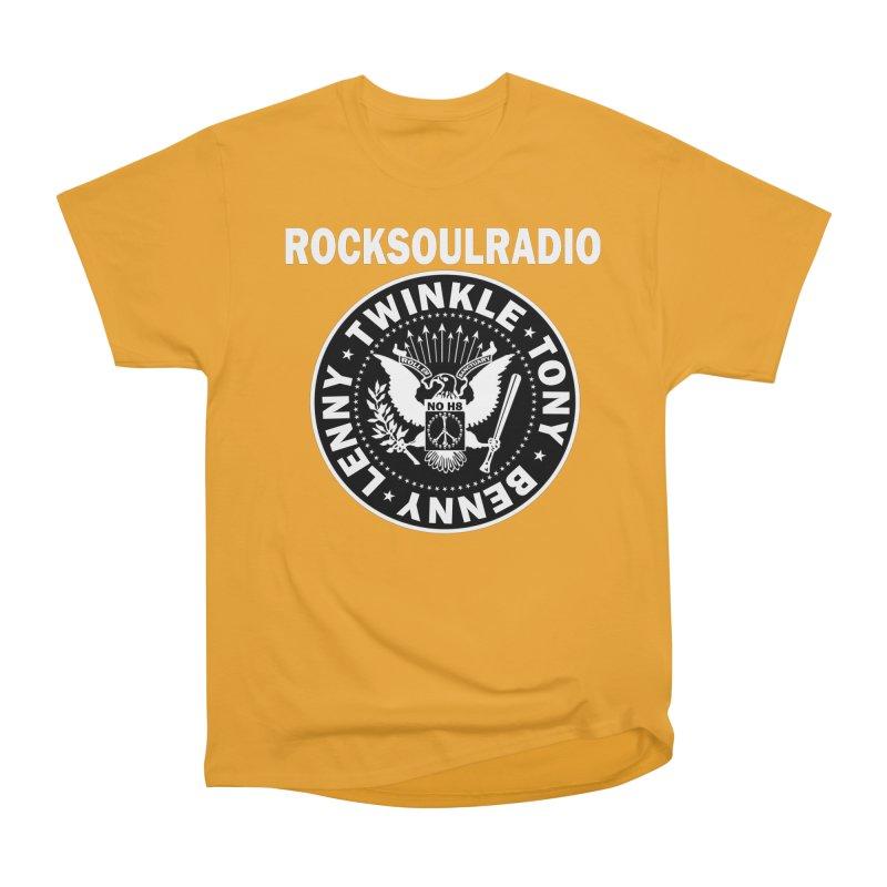 oversize full front logo Men's Heavyweight T-Shirt by Twinkle's Artist Shop