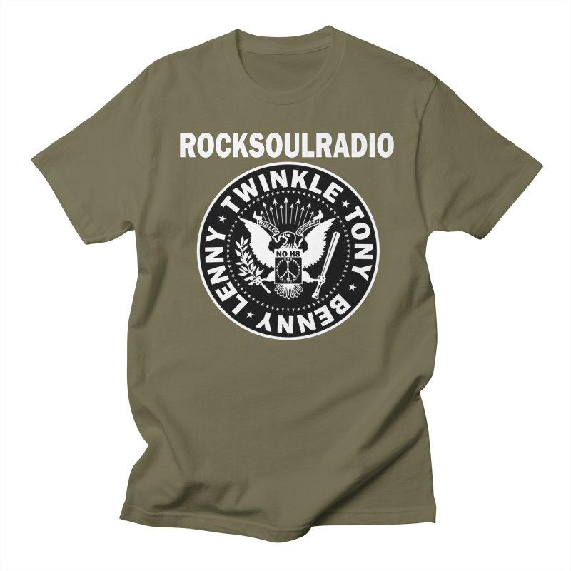 oversize full front logo Men's T-Shirt by Twinkle's Artist Shop