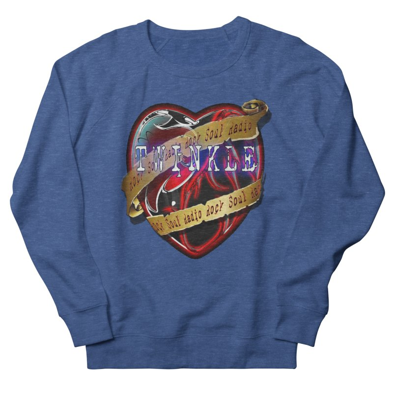Twinkle and RSR love logo Men's Sweatshirt by Twinkle's Artist Shop