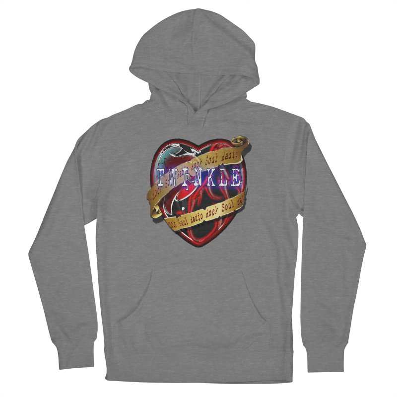 Twinkle and RSR love logo Women's Pullover Hoody by Twinkle's Artist Shop